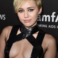 Miley Cyrus. Foto: vía Getty Images