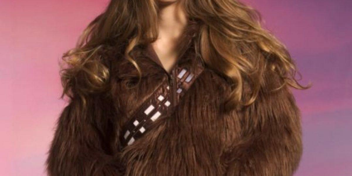 """Así es como podrán """"transformarse"""" en """"Chewbacca"""" de """"Star Wars"""