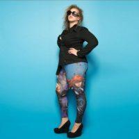 """Estos leggins de """"Black Widow"""" y """"Hawkeye"""" Foto:welovefine.com"""