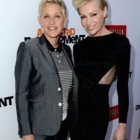 DeGeneres (57 años) y la modelo, Portia de Rossi (42 años) se casaron en 2008. Foto:Getty Images