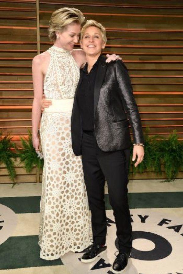 En más de una ocasión han sido víctimas de los rumores de un posible divorcio, sin embargo su relación se mantiene hasta la fecha. Foto:Getty Images