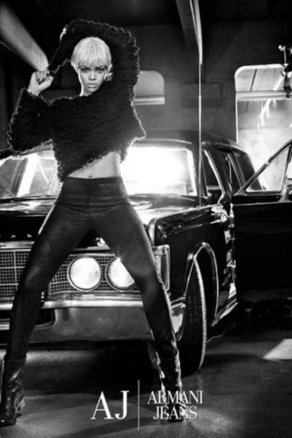 Fotografía por: Steven Klein en Nueva York Foto:Armani Jeans