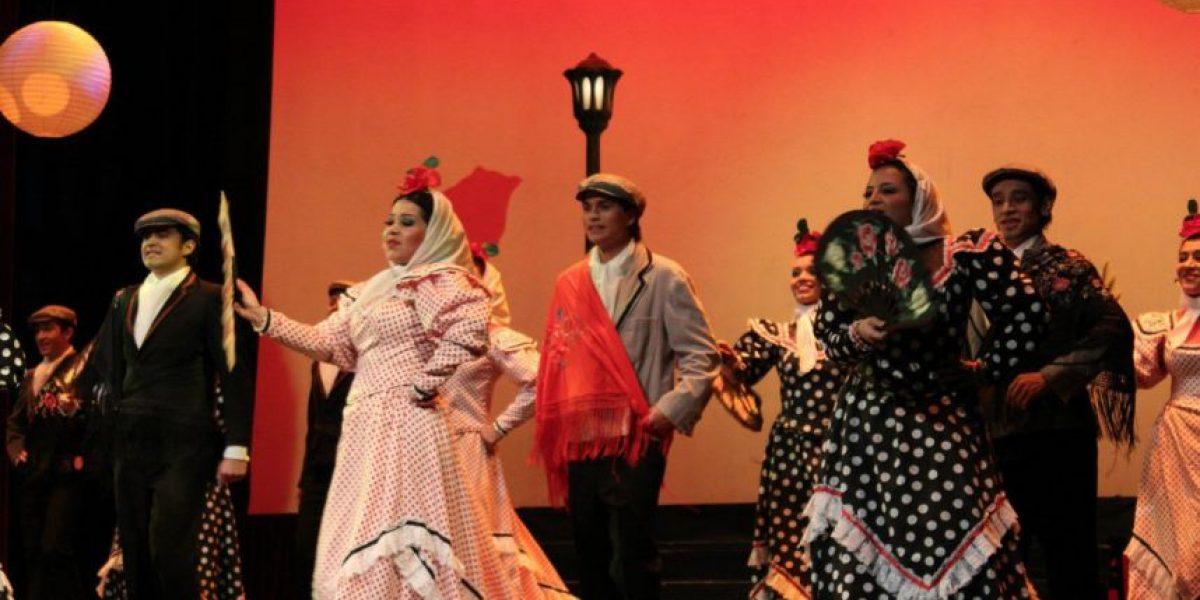 Gran temporada de Zarzuela en el Teatro Galería Cafam de Bellas Artes