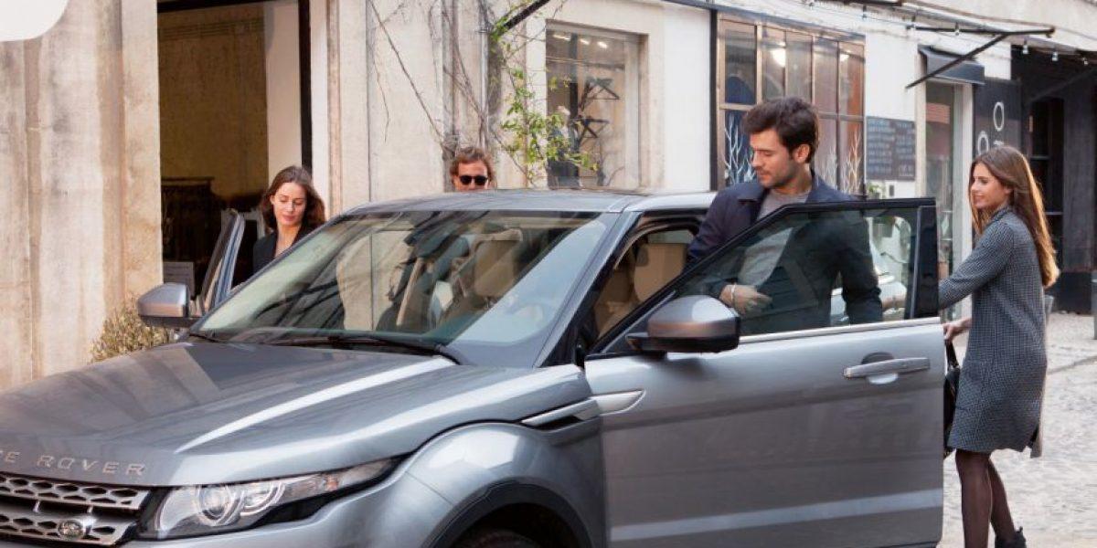 Range Rover Evoque, el más exitoso