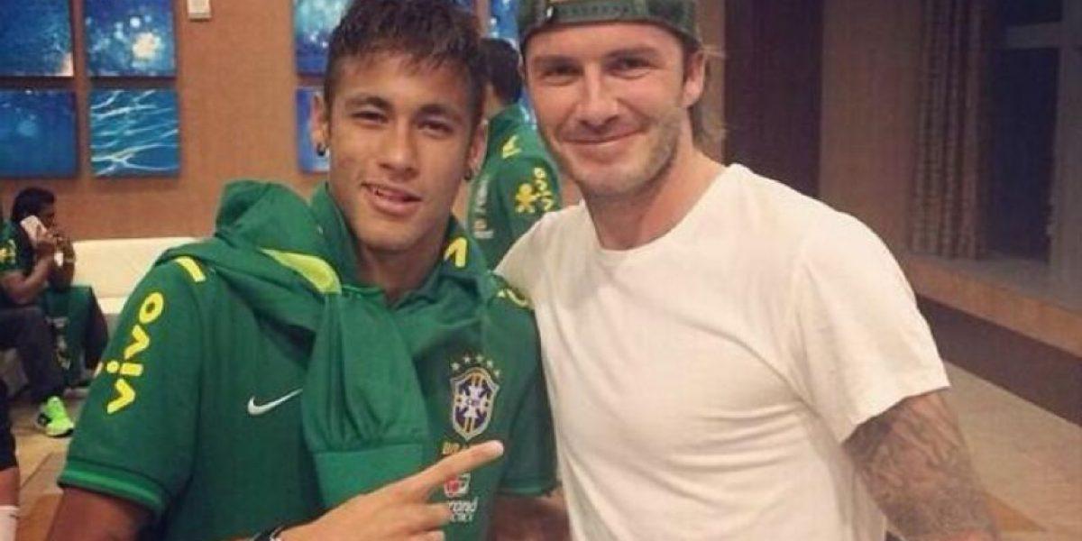 Mujer ofrece 3 mil euros para recuperar fotos privadas con Neymar y Beckham