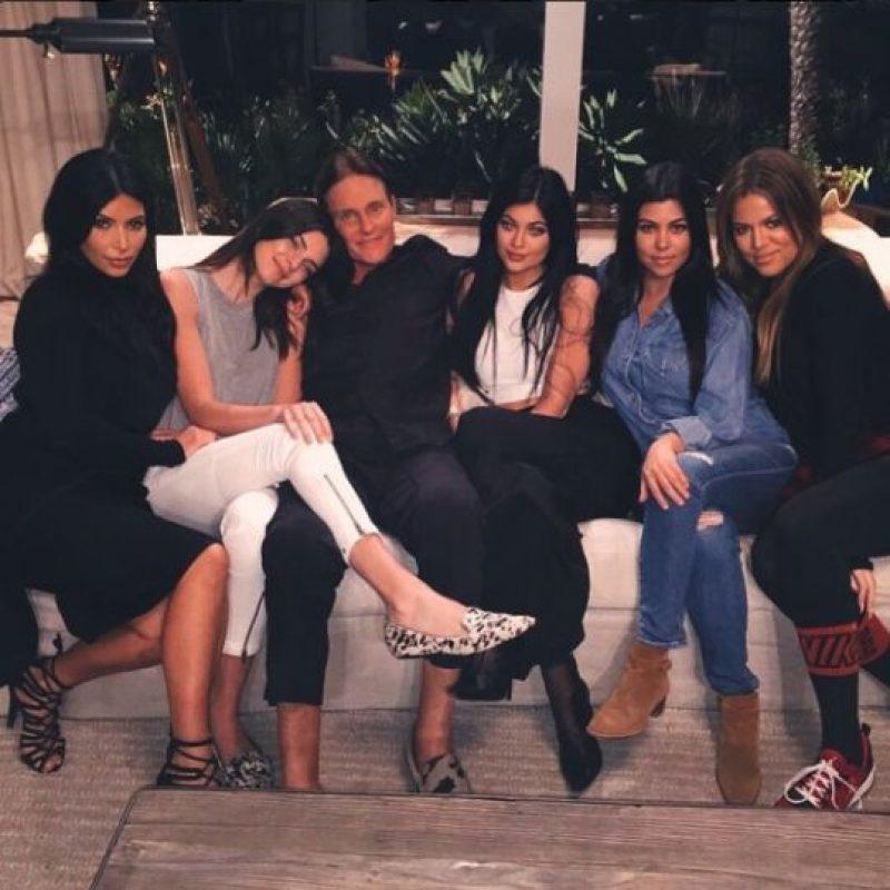 De todas las hermanas, Khloe y Kylie son las más cercanas. Foto:vía instagram.com/kyliejenner