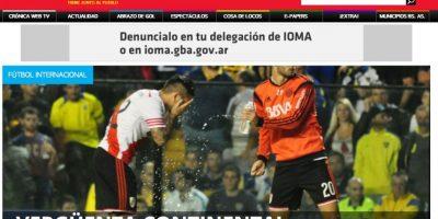 Crónica Foto:Cronica.com.ar