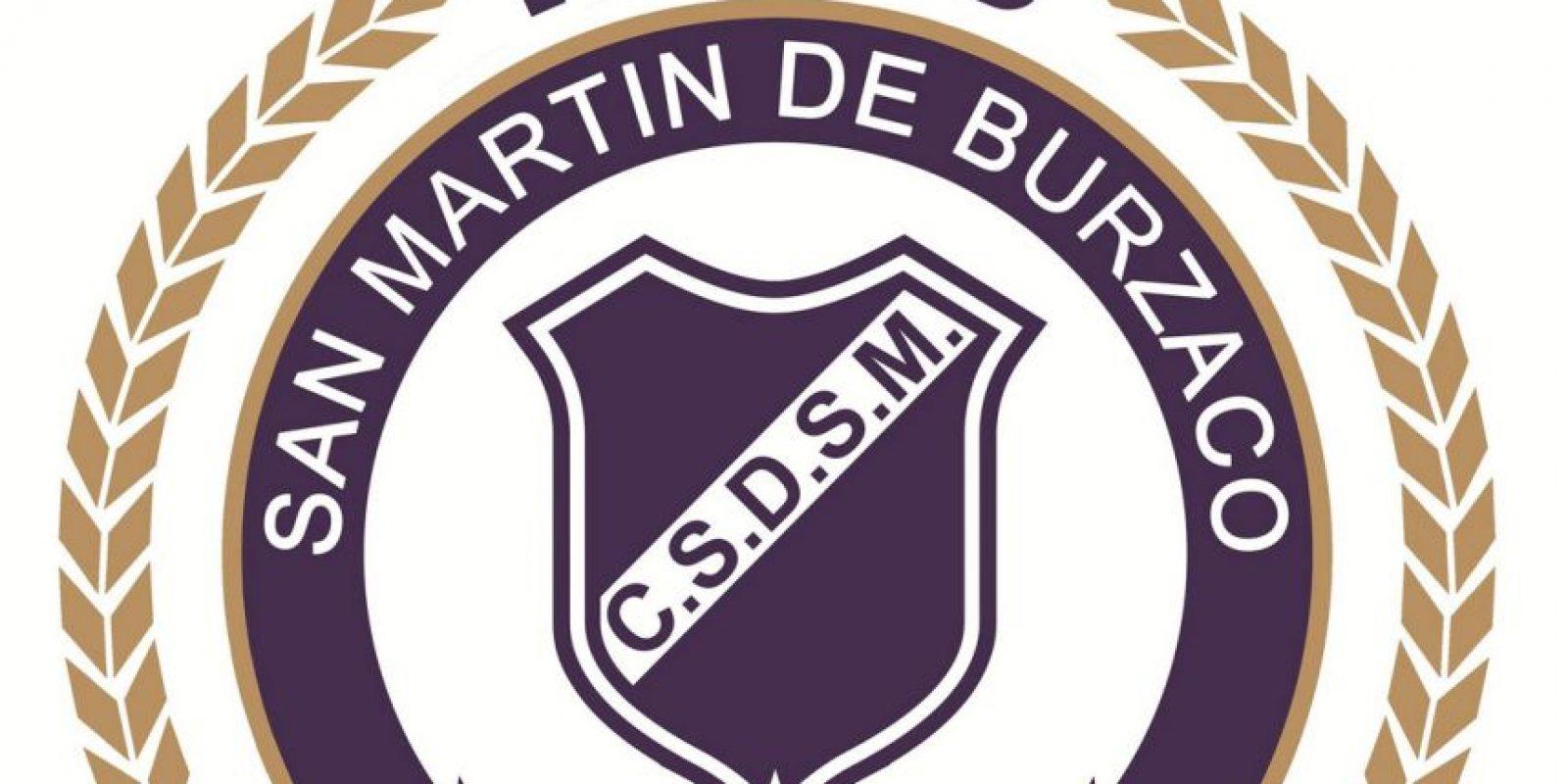 Jugaba en San Martín de Burzaco, de la Primera C de Argentina Foto:Vía www.facebook.com/sanmaoficial