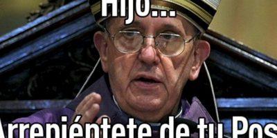 Papa Francisco Foto:Twitter – Archivo