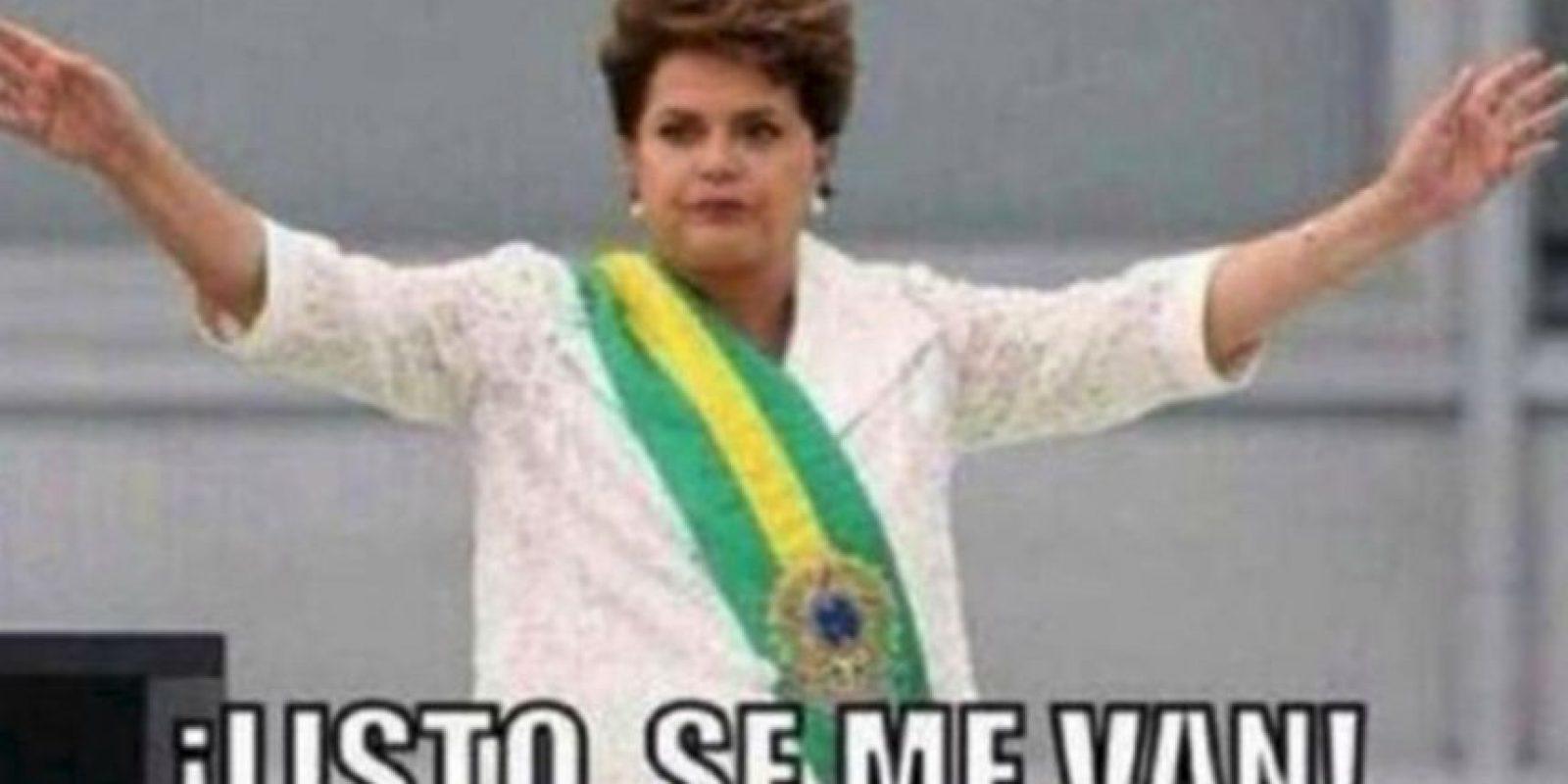 Dilma Rousseff, presidenta de Brasil Foto:Twitter – Archivo
