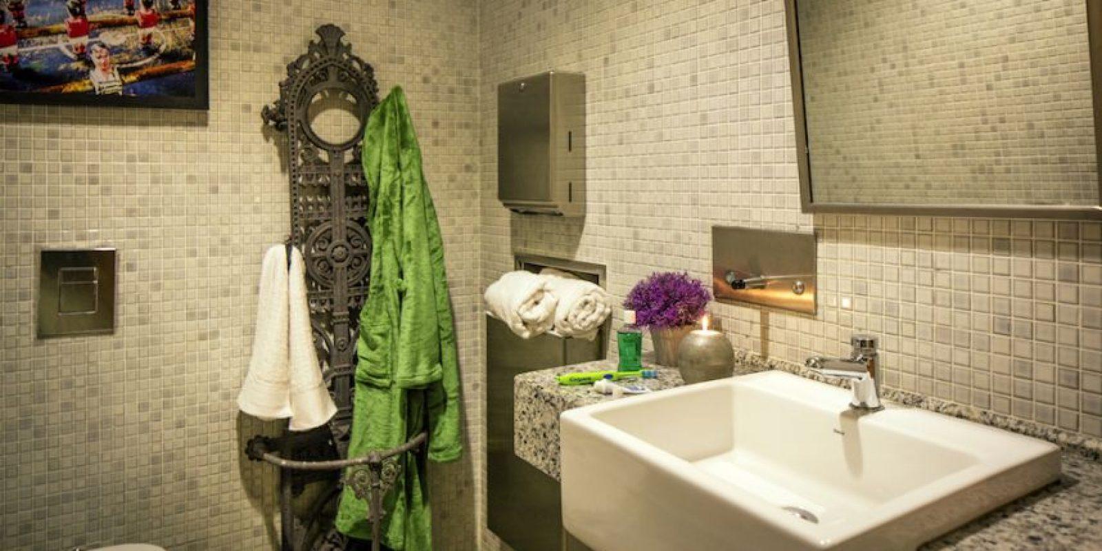 El baño Foto:Airbnb