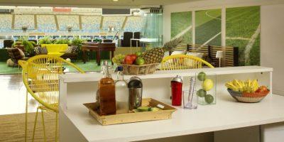 Todo se encuentra en la suite VIP para disfrutar de su estadía. Foto:Airbnb