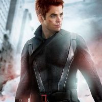"Chris Pine sería ""Black Widow"" Foto:vía disimilis.tumblr.com"