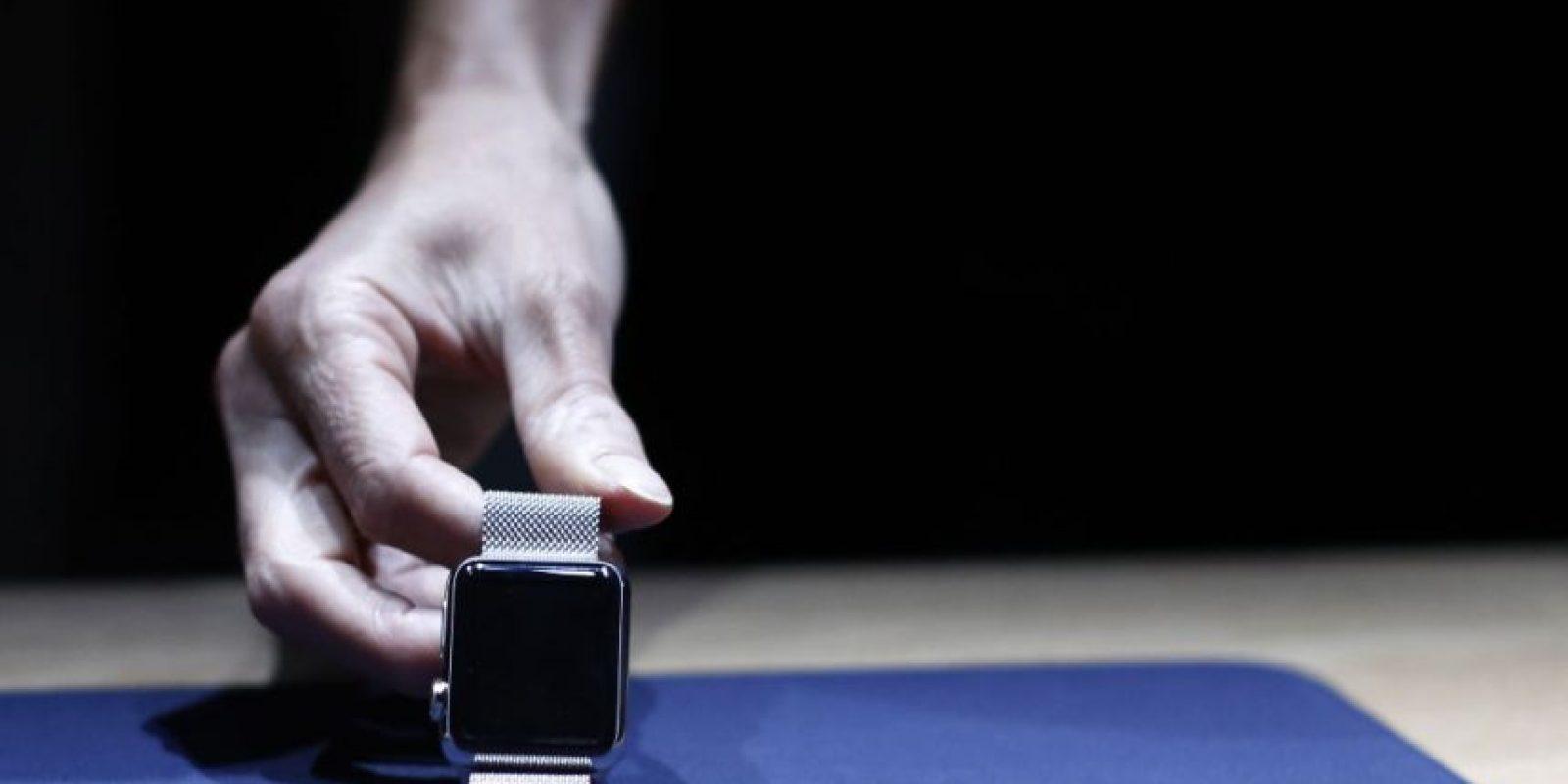 El Apple Watch es fácil de resetear si fuera robado o perdido Foto:Getty Images