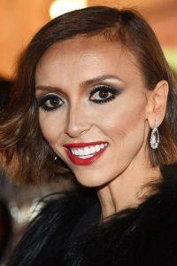 Ojos y labios resaltados. Foto:vía Getty Images