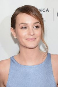 Leighton Meester. Foto: vía Getty Images