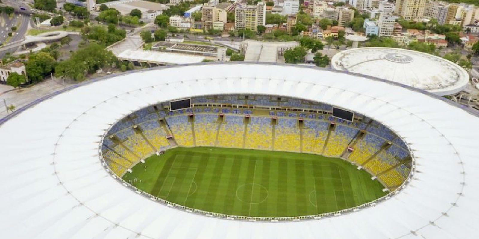 Fue totalmente remodelado para el Mundial de Brasil 2014. Foto:Airbnb