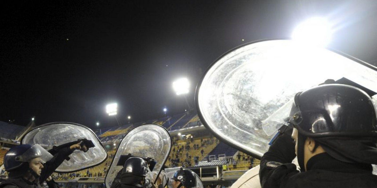 Ahora, el partido es vergüenza nacional en Argentina. Foto:vía AFP