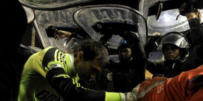 Lo que más se pregunta la gente y líderes de opinión del periodismo deportivo en ese país es: ¿cuál es la actitud de Boca? Foto:vía AFP