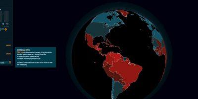 10. Colombia- 33,8 homicidios por cada 100 mil habitantes Foto:Captura de pantalla homicide.igarape.org.br