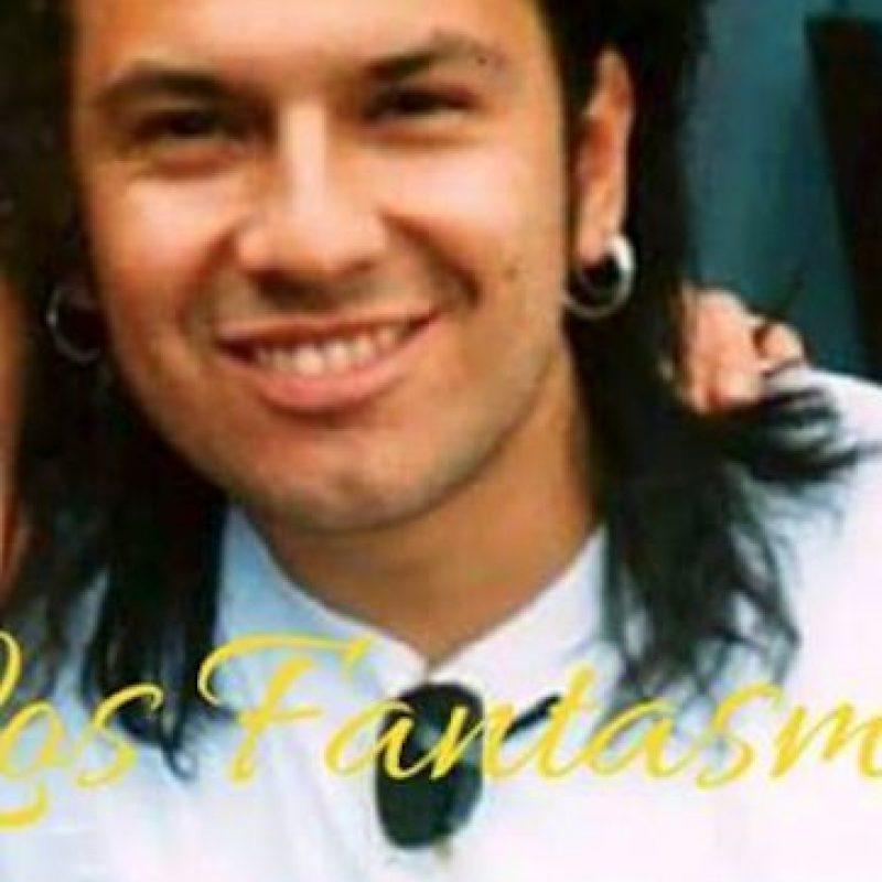 """Era el que tocaba la batería. Foto:vía Los Fantasmas del Caribe """"LA"""" FP/Facebook"""