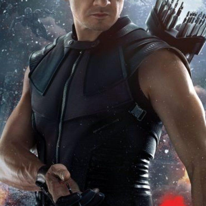 """Interpreta a """"Hawkeye"""" Foto:vía facebook.com/avengers"""