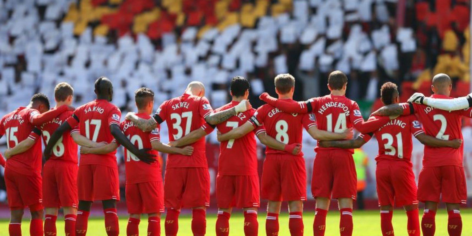 """Brendan Rodgers tiene contrato con los """"Reds"""" hasta 2018. Foto:Getty Images"""