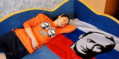 1. Vladimir Putin, presidente de Rusia tiene un club de fans Foto:Vía Beladoka.com