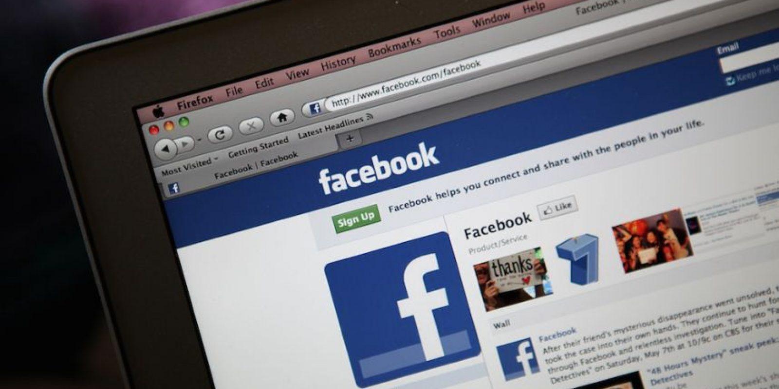 Facebook es la red social más popular de la actualidad con mil 440 millones de usuarios. Foto:Getty Images