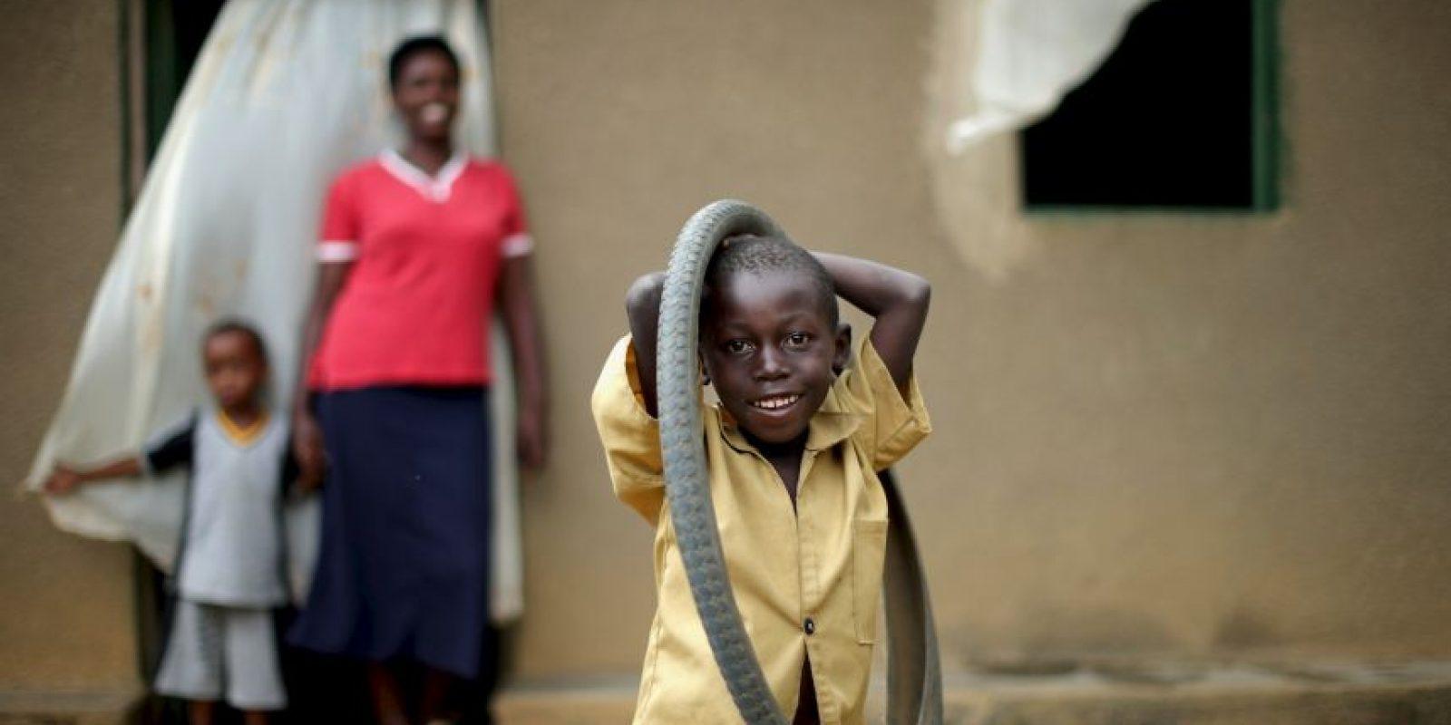 Una quinta parte de las víctimas de homicidio en todo el mundo son niños y adolescentes menores de 20 años, lo que representó cerca de 95 mil muertes en 2012. Foto:Getty Images