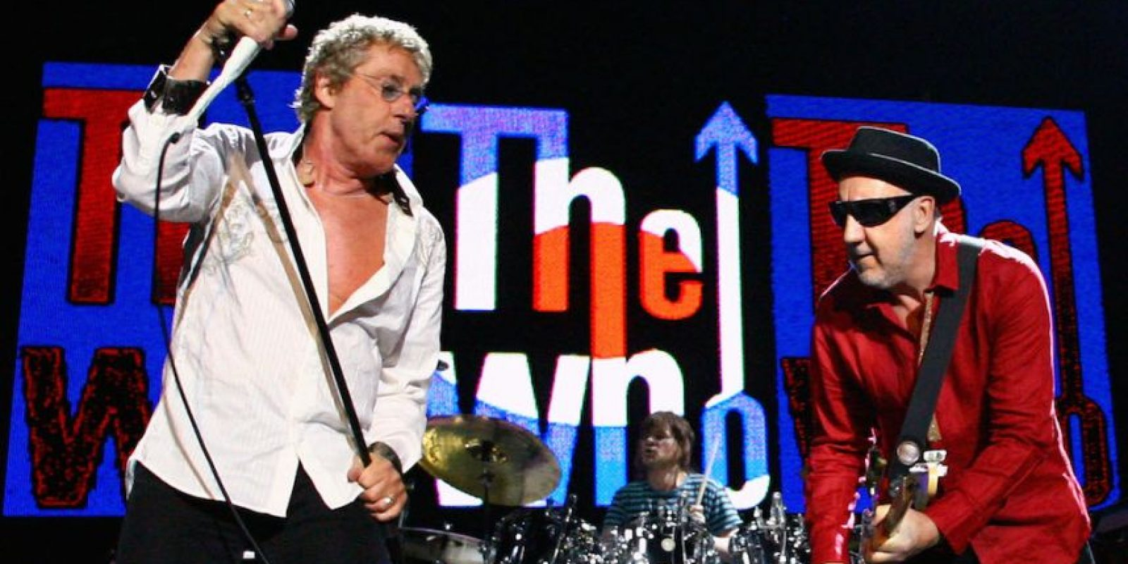 """The Seeker"" de The Who. Foto: Getty Images"