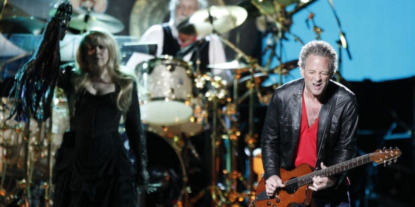"""You Make Loving Fun"" de Fleetwood Mac. Foto: Getty Images"