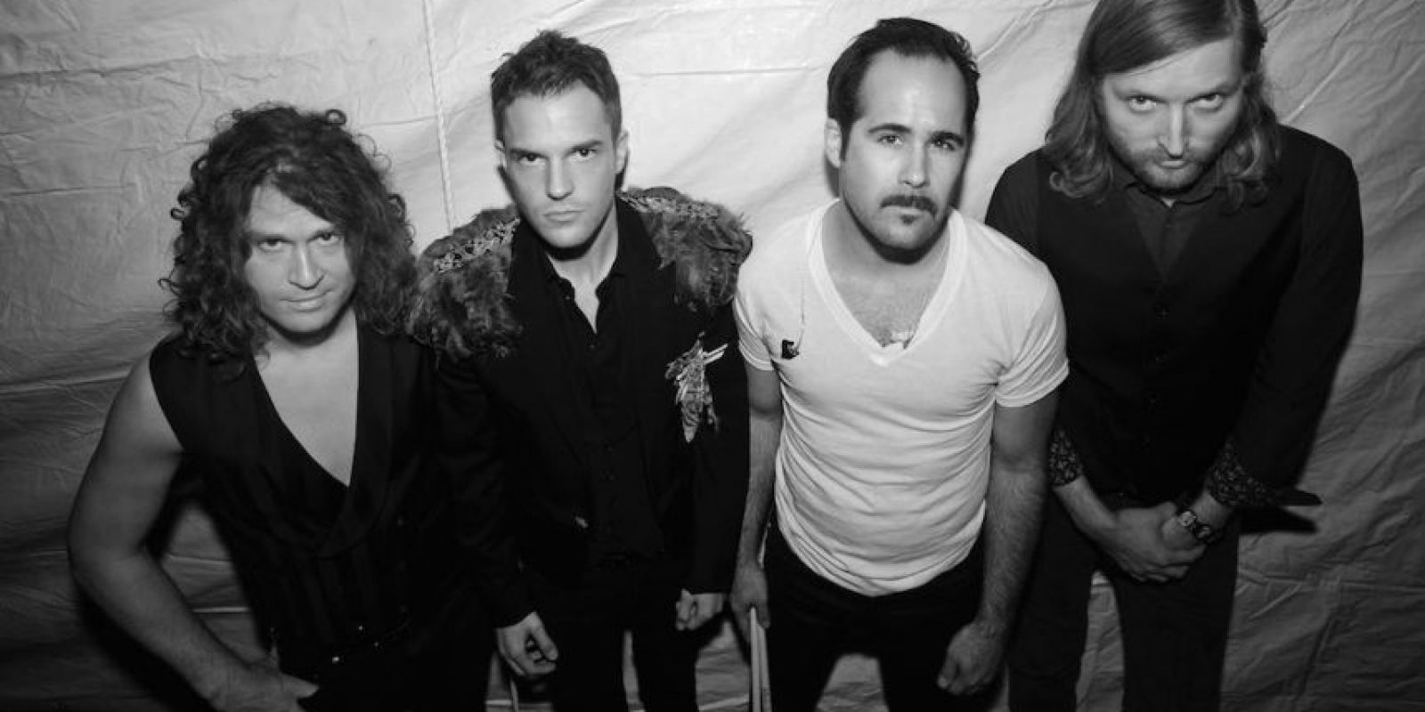 """Somebody Told Me"" – The Killers. Foto: Getty Images"