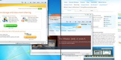 Después, Windows nos sorprendería con el Windows 7. Con esté sistema, Microsoft terminaría una etapa de desarrollo para PC. Foto:Vía windows.microsoft.com