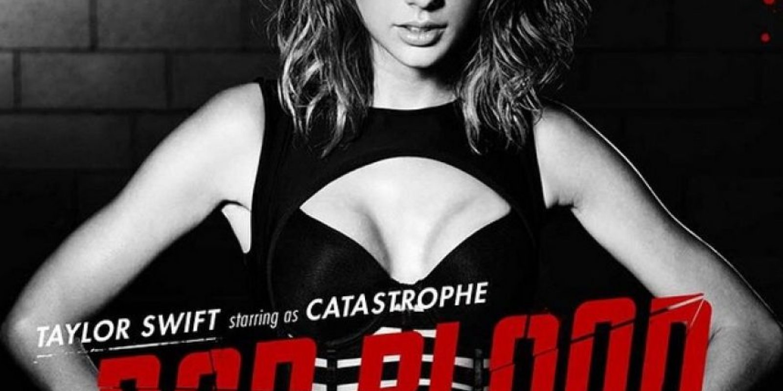 "3.- Taylor Swift estrenará su video ""Blad Blood"" Foto:Instagram/TaylorSwift"