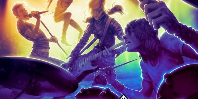 Rock Band 4 estará disponible este mismo año. Foto: Harmonix