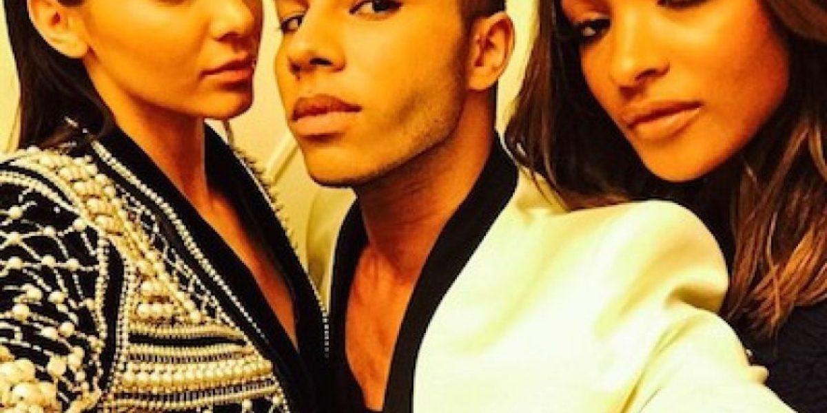 FOTOS: Así lucieron las hermanas Jenner en la alfombra roja de los Billboard