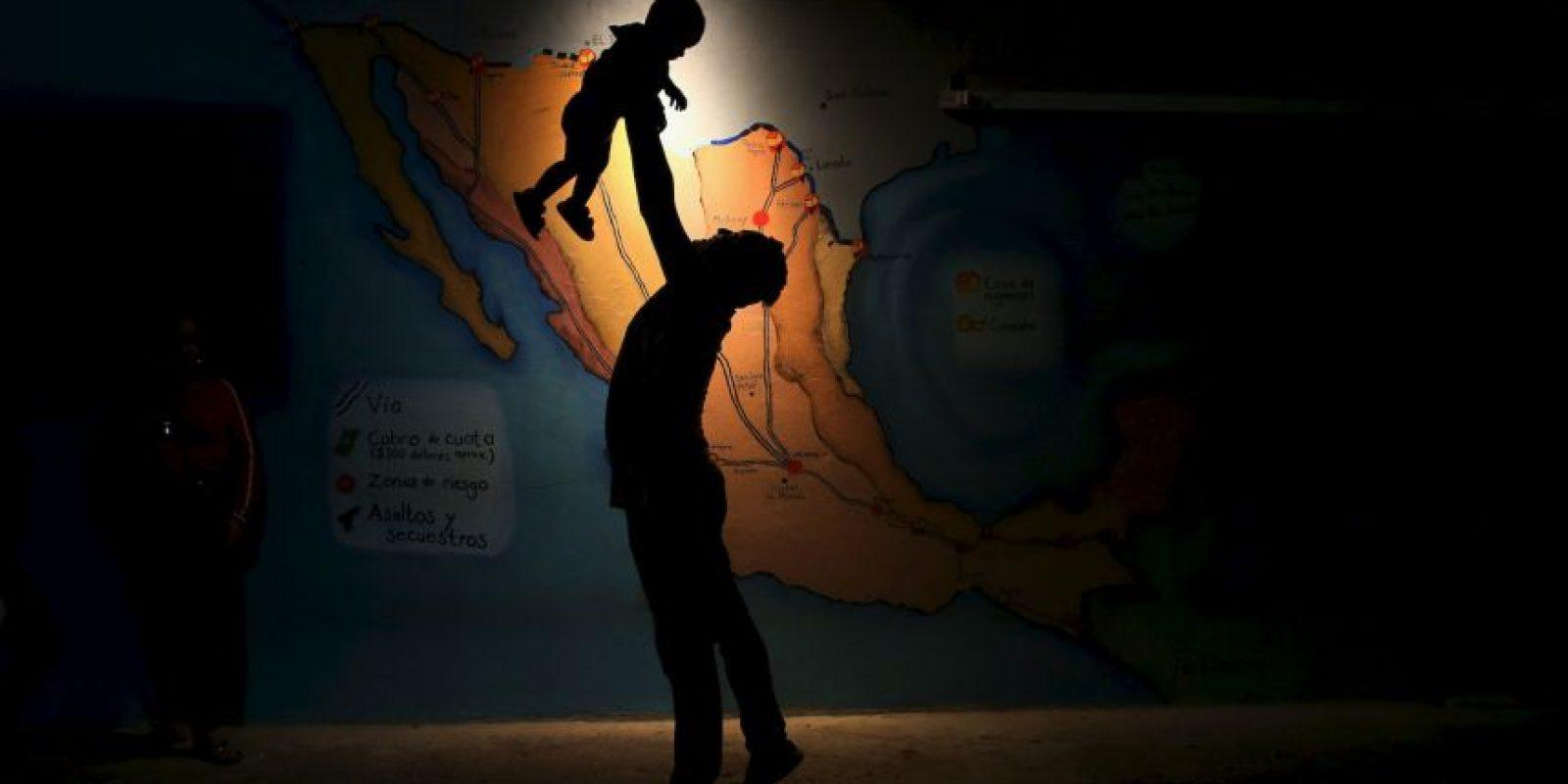 En una encuesta en Colombia el 42% de las mujeres informó que sus esposos o compañeros castigaban a sus hijos con golpes. Foto:Getty Images