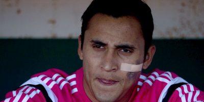 Sin embargo, el arquero ha tenido algunas actuaciones tanto en Liga como Copa. Foto:Getty Images