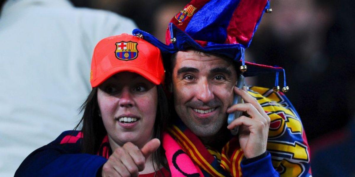 Hinchas del Real Madrid y Barcelona se enfrentan en aeropuerto