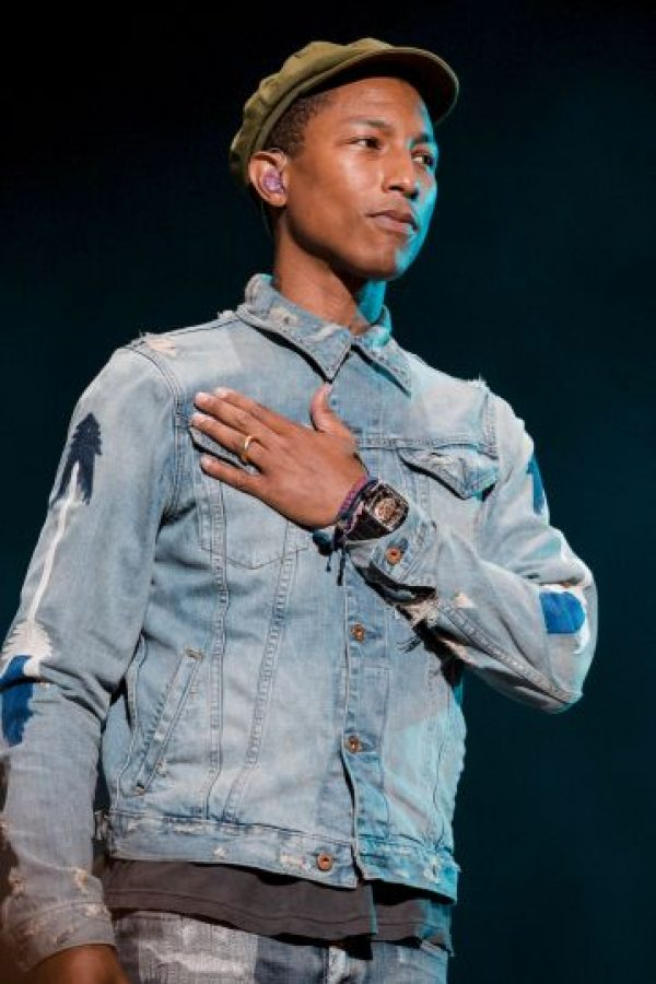 "Pharrell Williams, ""Happy"" Foto: Getty Images"
