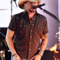 "Jason Aldean, ""Burnin' It Down Foto: Getty Images"