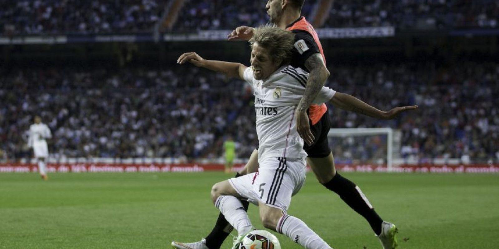 Coentrao buscó la complicidad de Iker Casillas, arquero titular, en su burla a Navas… ¿Qué hizo el español? Foto:Getty Images