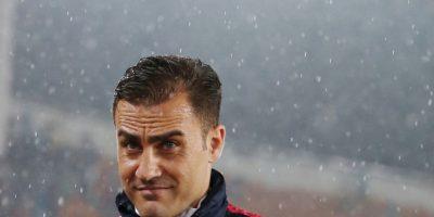 Cannavaro es considerado uno de los mejores defensas de los años 2000. Foto:Getty Images