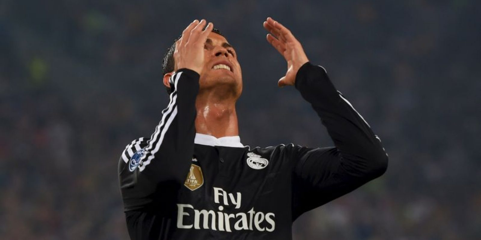 """Cristiano Ronaldo tiene una marca goleadora impresionante, pero la """"suerte"""" no ha estado de su lado pues cuando logra un triunfo individual, no ha podido revalidarlo en lo colectivo. Foto:Getty Images"""