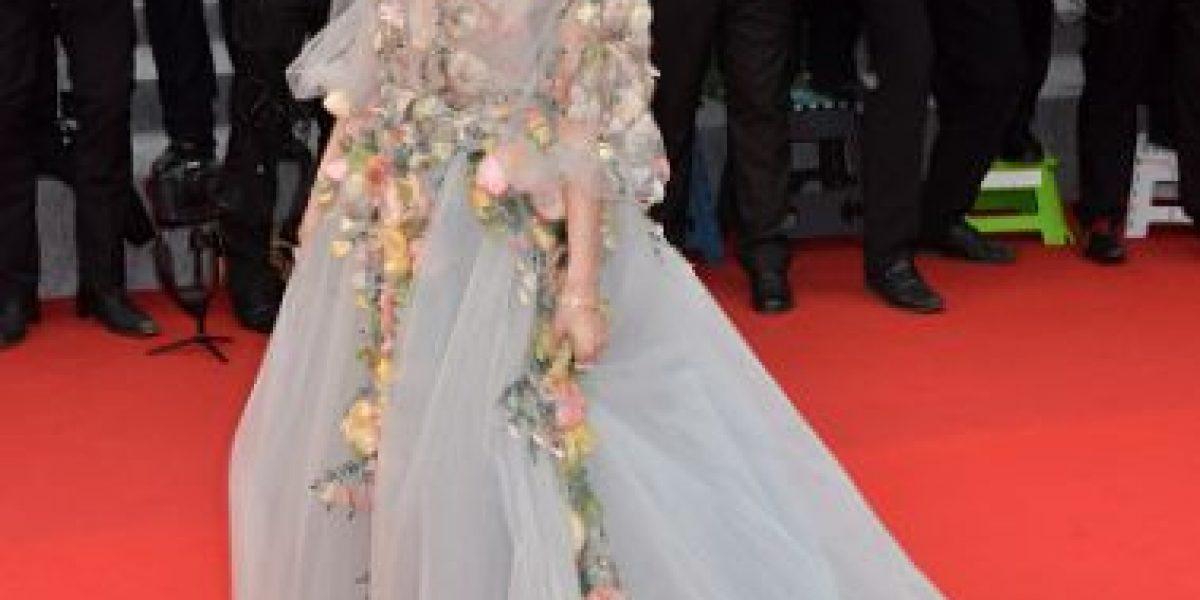 FOTOS: 15 looks de Cannes que odiarán con todas sus fuerzas