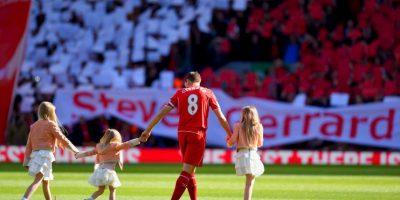Debutó con el Liverpool en 1998, pero se consolidó en el primer equipo en 2000-2001. Foto:Getty Images