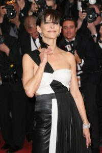 Todo el mundo adoraba a Sophie Marceau cuando era una chica Bond, por allá en 1995. Pero ahora se cansó del glamour. Foto:vía Getty Images