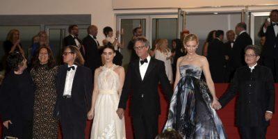 """Cate Blanchett y Rooney Mara conquistaron el Festival de Cannes con """"Carol"""" Foto:Getty Images"""