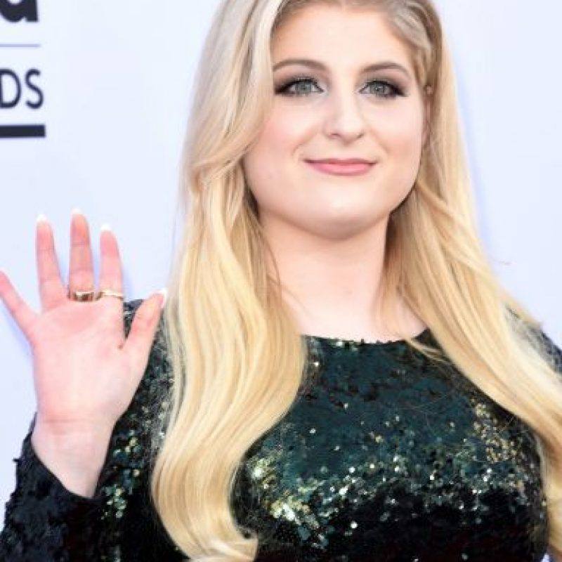 "Meghan Trainor, ""All About That Bass"" Foto: Getty Images"